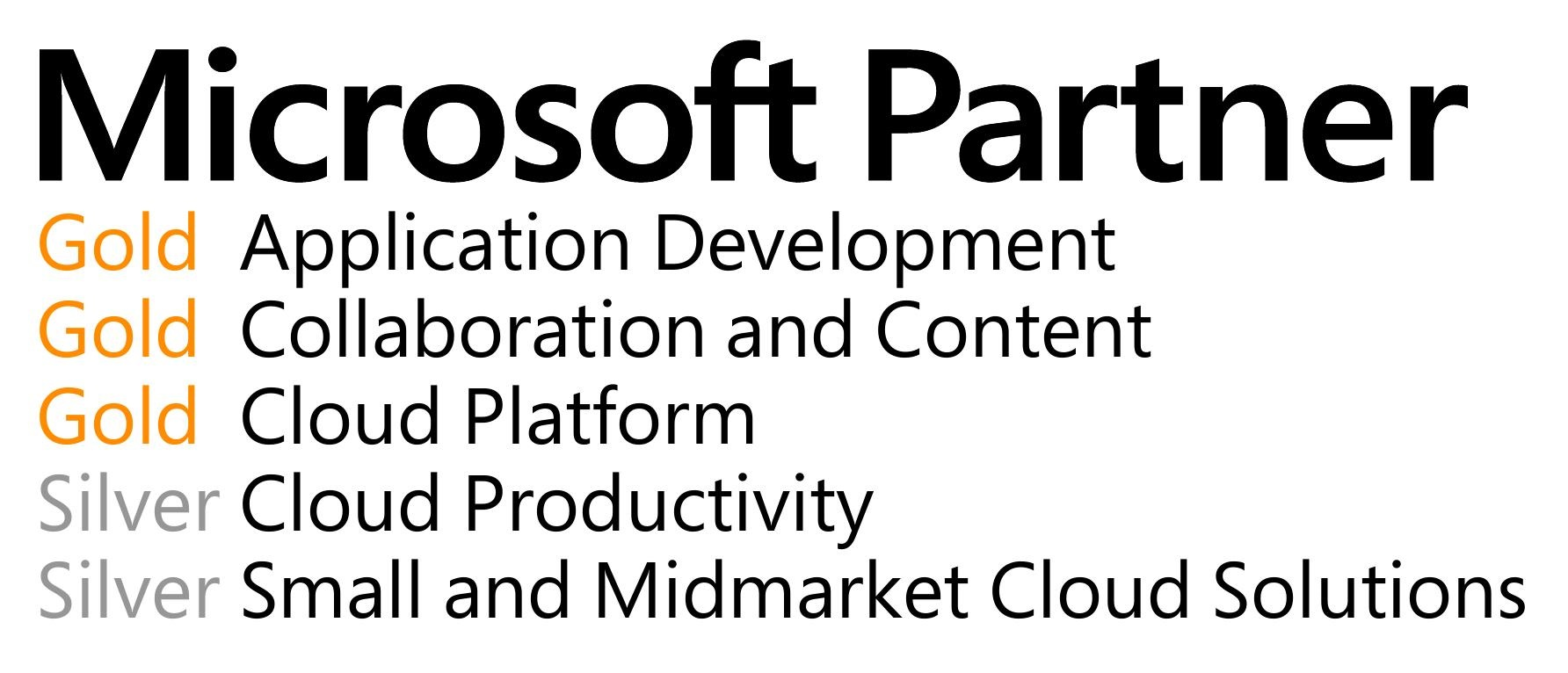Spanish Point achieve a Microsoft Corporation Gold Cloud Platform Competency