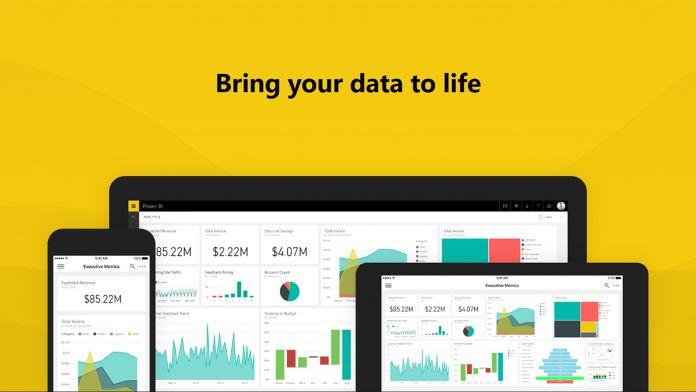 Power BI Feature Updates May 2018