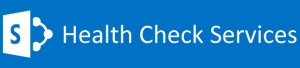 SharePoint Healthcheck