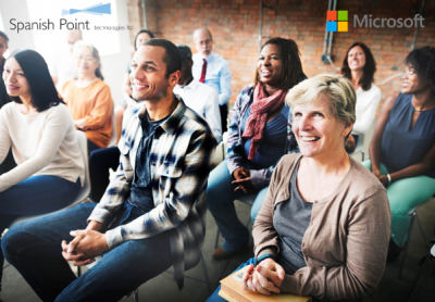 Microsoft & Spanish Point Breakfast Briefing for HR Executives – 5th March